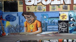 grafitti artist