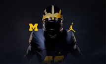 Jordan Brand Just Teamed Up with Michigan for Its First Football Collaboration