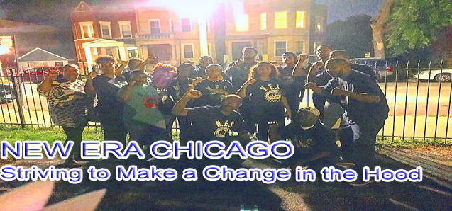 New Era Chicago Striving to Make a Change in the Hood