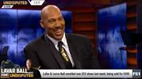"LaVar Ball Said Lonzo Ball's Z02 Shoe Is ""Symbolic"""