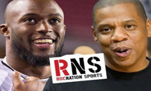 Leonard Fournette Becomes Highest Draft Pick Represented By Jay Z's Roc Nation Sports