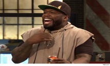 50 Cent Talks About His New BET Show '50 Central'