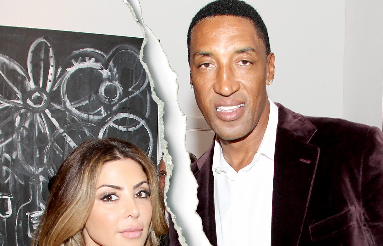 Scottie Pippen's Wife of 20 Years Wants to Be Free for Good and Files for Divorce