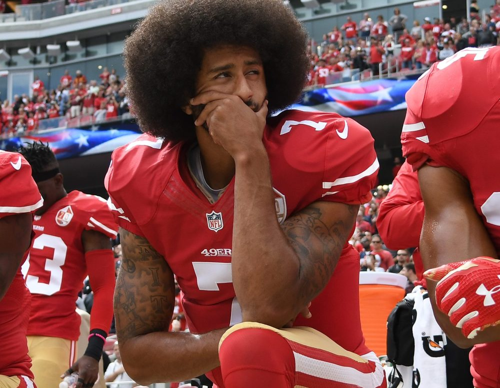 Was Colin Kaepernick a Sellout for Accepting Buyout From NFL?