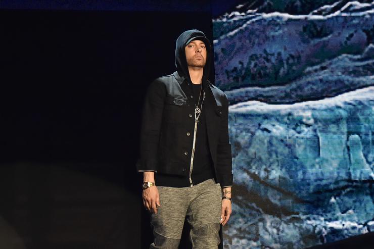 Eminem Denies Signing Deal With WWE & Smackdown Live