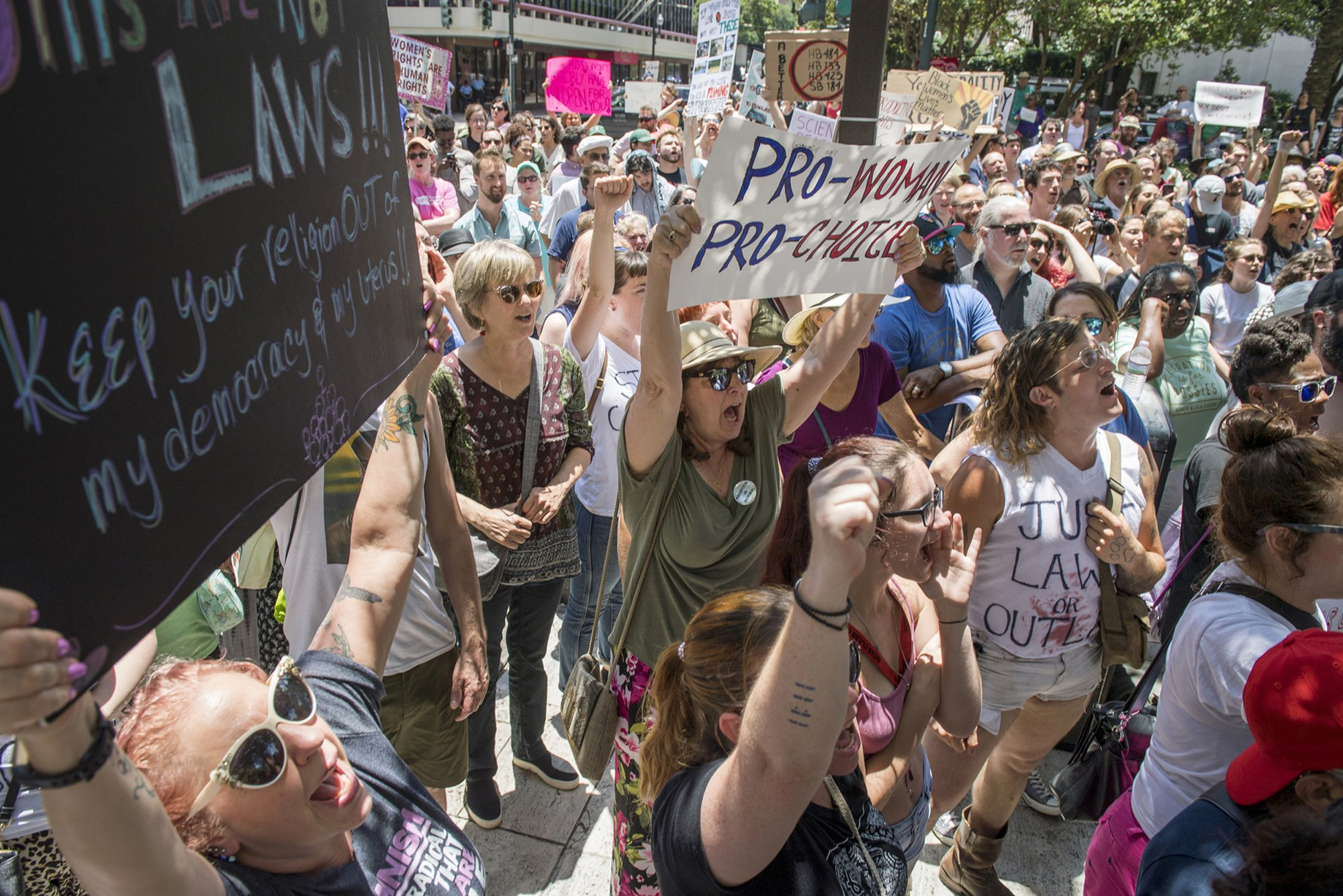 Louisiana Passes Controversial Abortion Bill