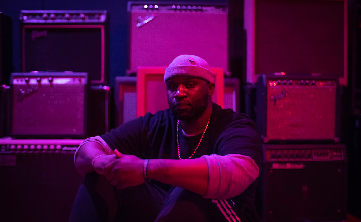 """Video of the Day >>> Mani Draper: """"Blood In The Water"""" ft. Kevin Allen"""