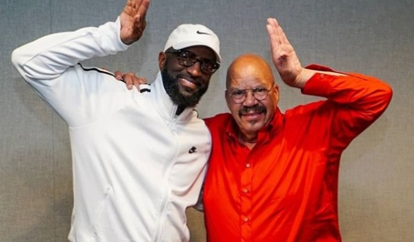 Tom Joyner will Pass the Torch to Rickey Smiley when he Retires Next Year
