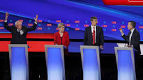 Video Extra #2 >>> Progressives and moderates clash in Democratic presidential debate
