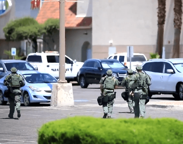 Unconfirmed Amount of People, Including Children Killed in El Paso Texas Wal-Mart Shooting