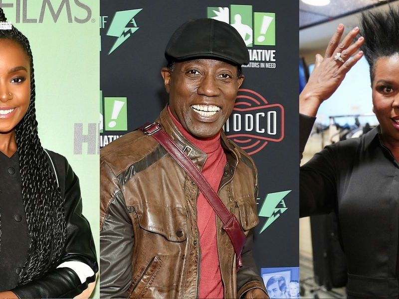 Wesley Snipes, Tracy Morgan & Leslie Jones will Join Eddie Murphy in Coming to America 2