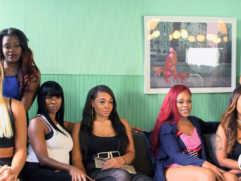 Video Extra >>> The Real Sidechicks of Charlotte (Full Episode)