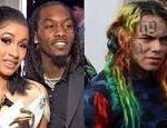 Video Extra >>> 6ix9ine's Girlfriend Claims Offset Slid In Her DMs, Cardi B Responds